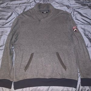Chaps Sport - Gray Sweater